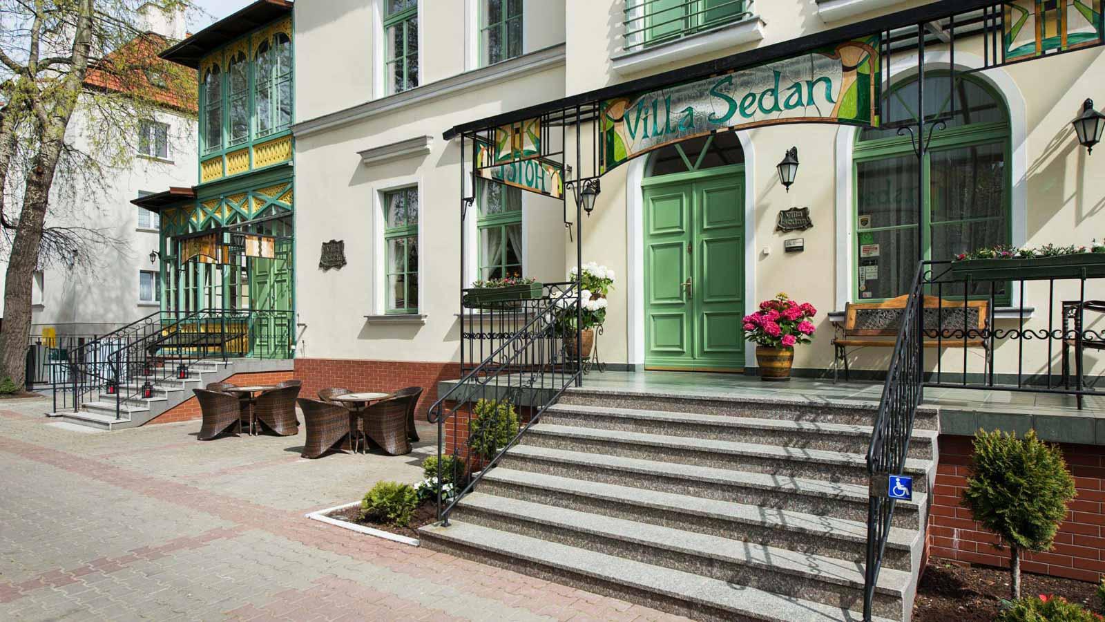 Hotel Villa Sedan Sopot